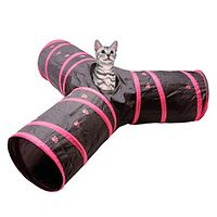 Crinkle Cat Tunnel 3 Way