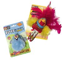 Fat Cat Toys 2 Pack - Showgull Bunny