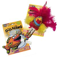 Fat Cat Toys 2 Pack - Showgull GillFriend